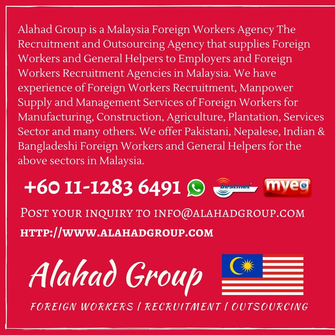 Pin by Alahad Group on Manpower Recruitment Agencies in