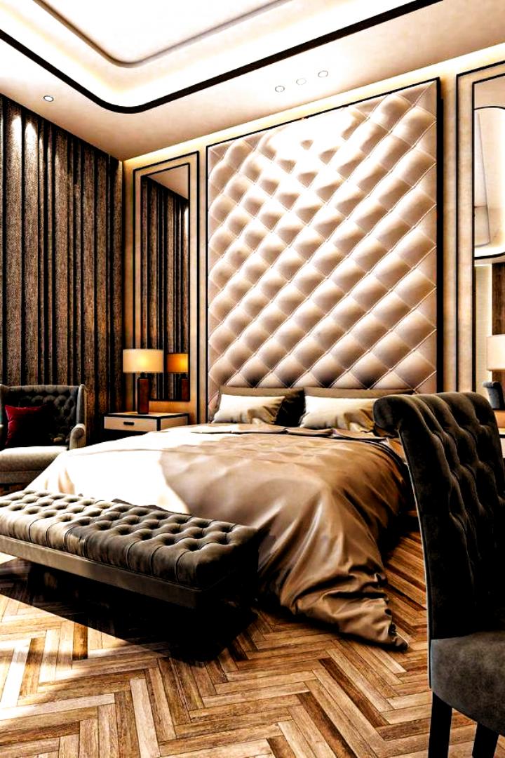 46 + Best og Cool Luxury soveromsmøbler design ideer Part 35; luksus soverom design; luksus soverom