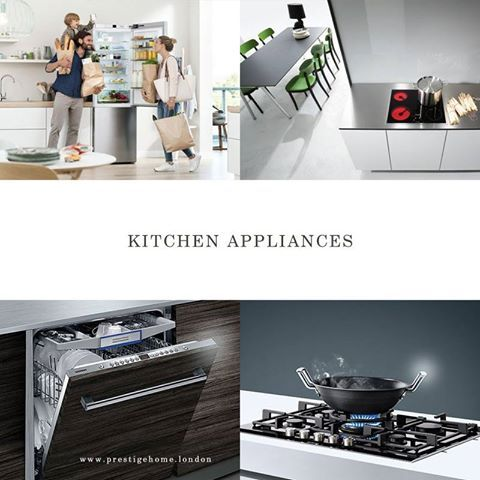 Prestige Home London provides chic kitchen designs with excellent ...