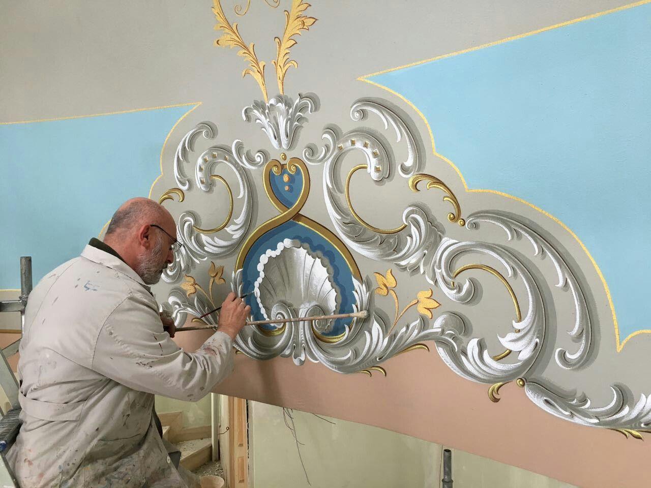 Pitture Murali Per Interni Decorative : Pitture murali decorative per interni excellent pitture murali