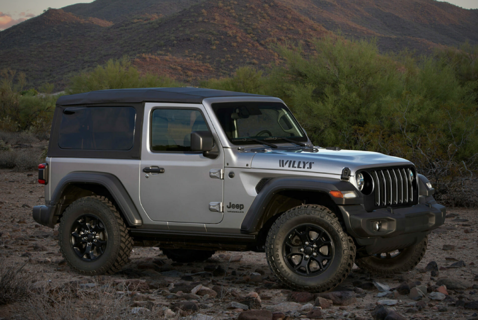 Jeep Wrangler Willys Make A Comeback In New 2020 Model In 2020 Willys Jeep Jeep Wrangler