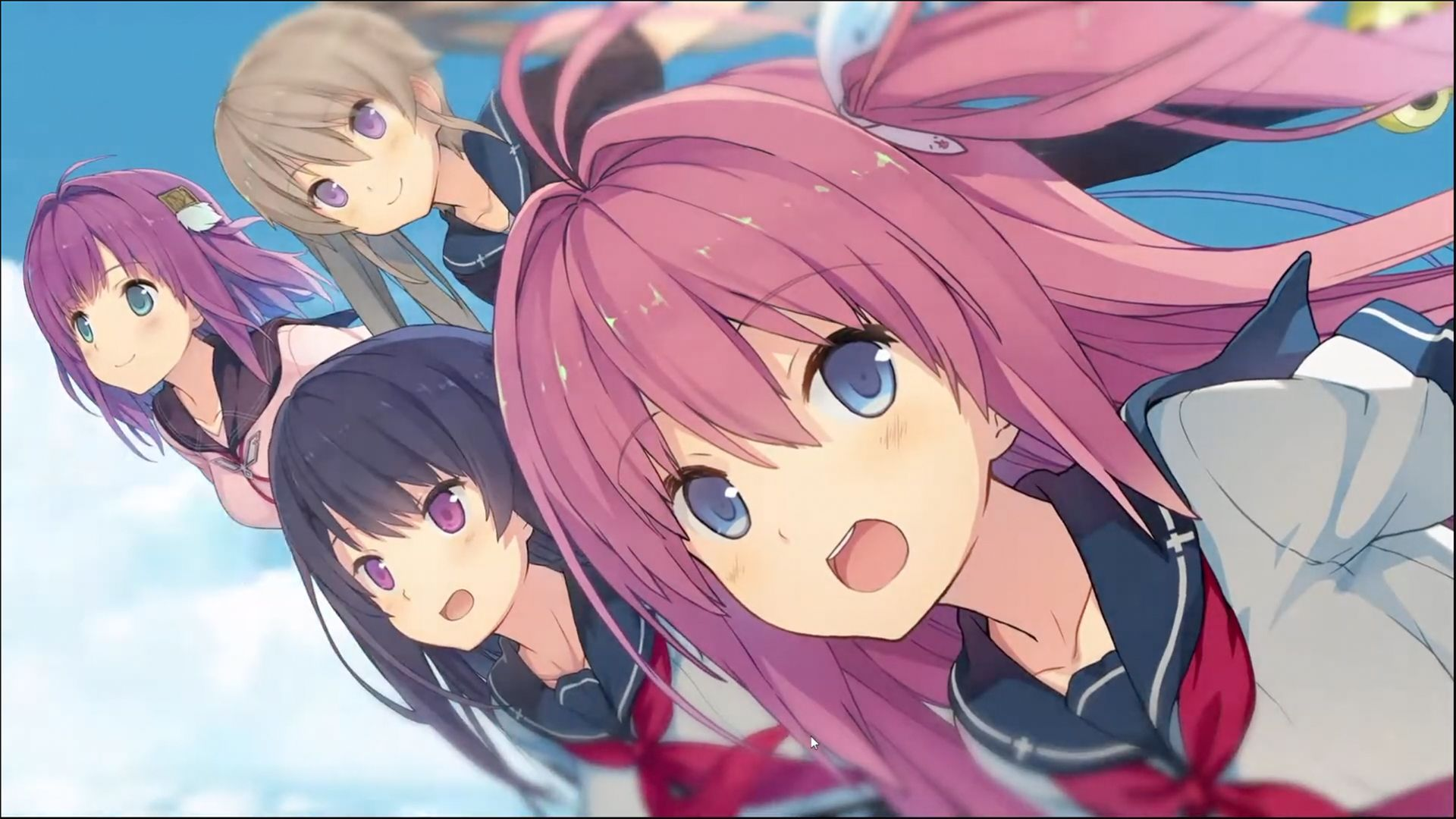 Pin by GAME ON! (King of Games) on Aokana Four Rhythms