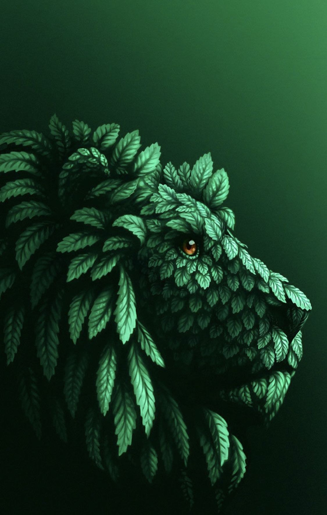 Green Lion Unique Iphone Wallpaper Cool Iphone 6 Wallpapers Best Wallpapers Android