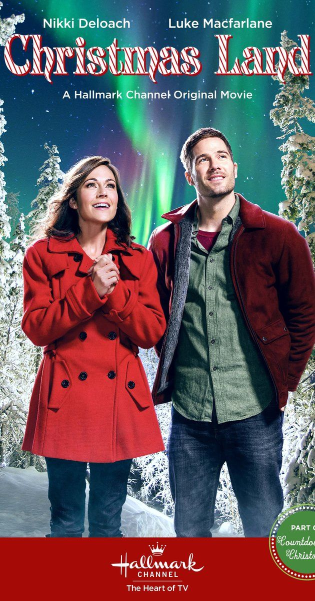Christmas Land (TV Movie 2015) watched 12-20-2015 cute! … | Hallmark ...