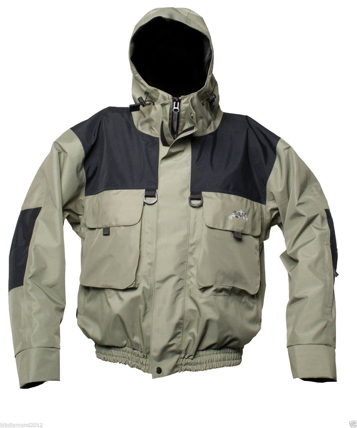 Wright Mcgill Big Horn Wading Jacket Size Medium Fishing Outdoor Msrp 219 Trout Fishing Fly Fishing Gear Jackets