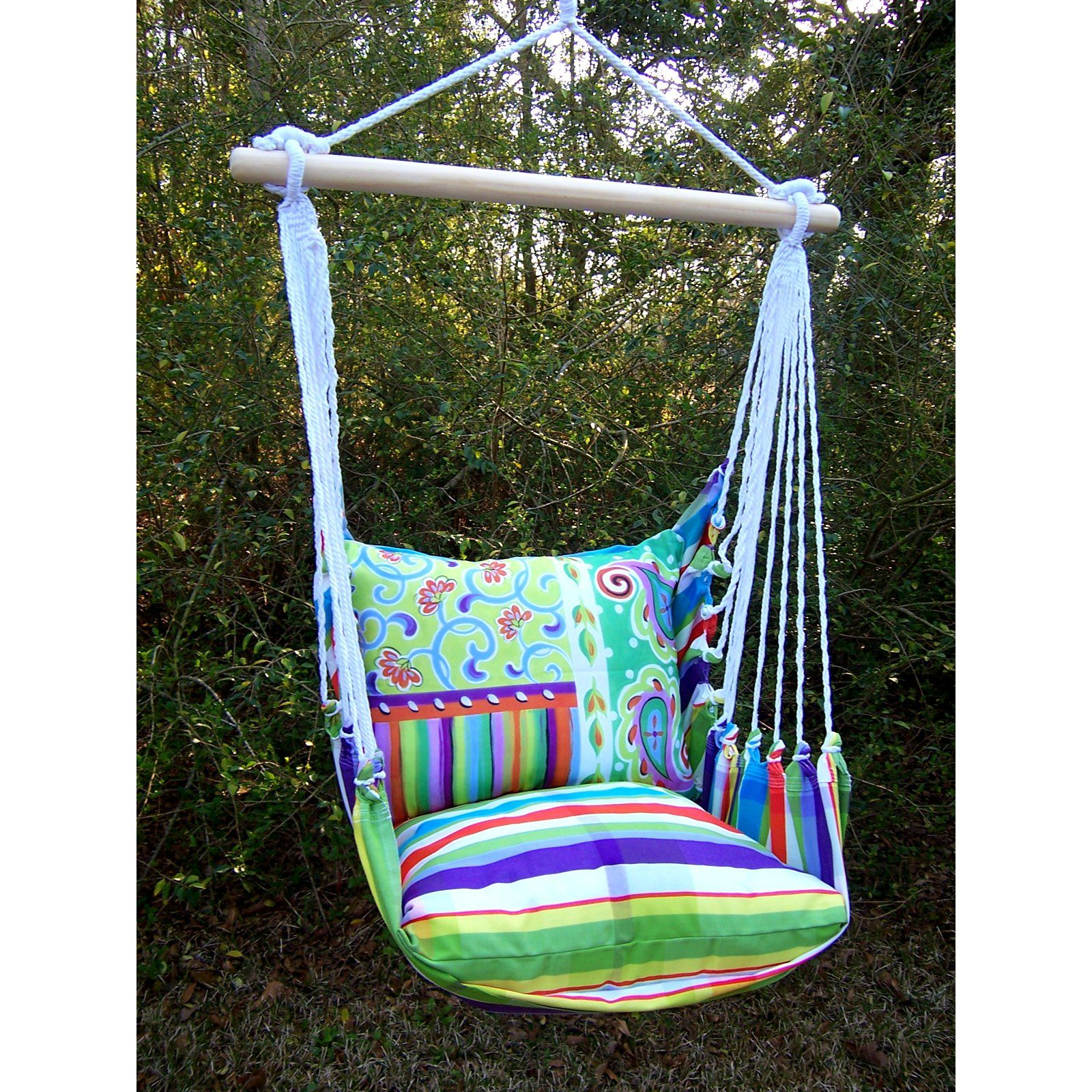 Lovely Magnolia Casual Fine U0026 Dandy Hammock Chair With Pillow Set   Hammock Chairs  U0026 Swings At Hammocks
