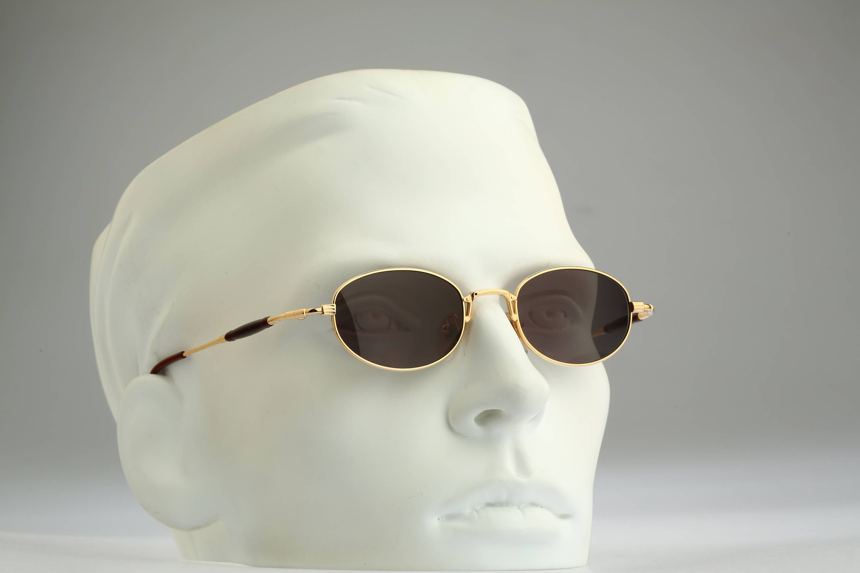 Jean Paul Gaultier 55-7202 / 90s / Vintage sunglasses / NOS by ...