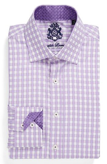 English Laundry Trim Fit Dress Shirt Fitted Dress Shirts Dress