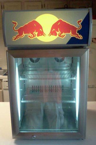Countertop Fridge Red Bull Refrigerador