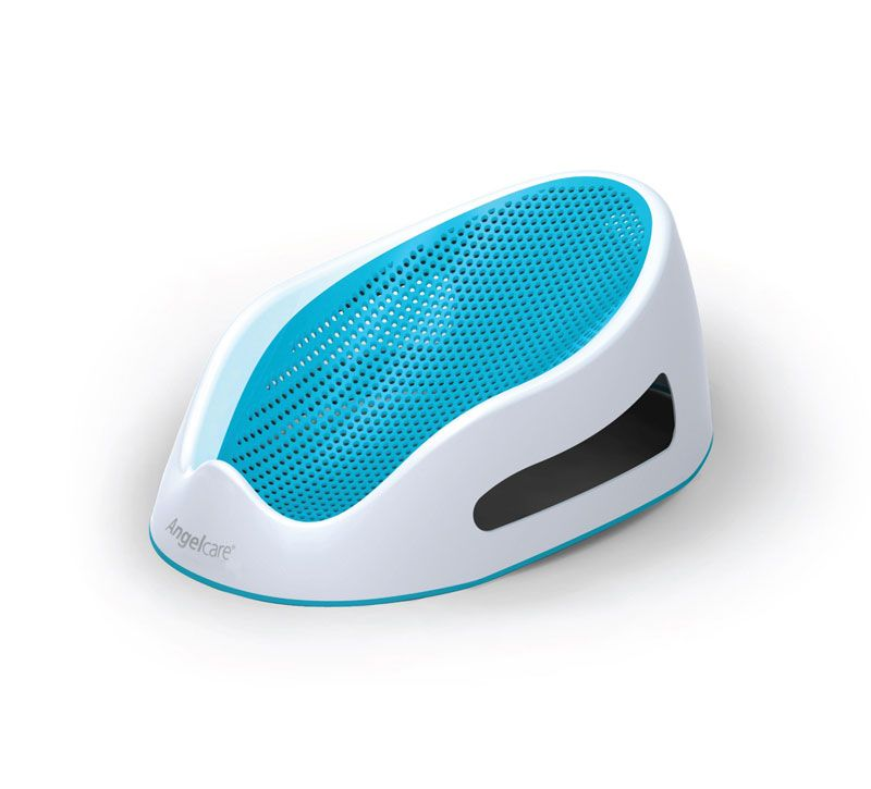 Angelcare Bath Support Blue Product Shot A Mini Us Our