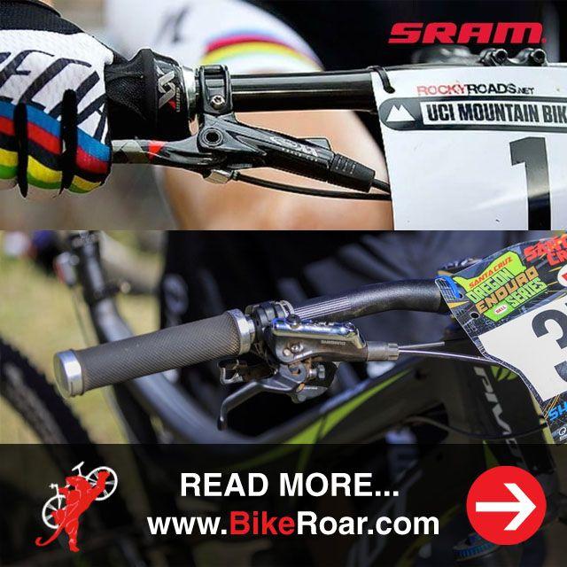 Mountain Bike Groupset Comparison Shimano Vs Sram Mountain