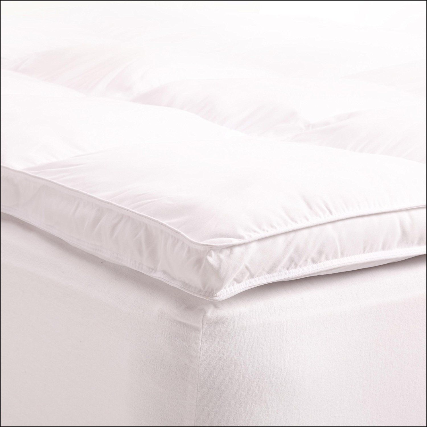 Pillow Top Mattress Covers Beauteous Best Pillow Top Mattress Pad For Back Pain  Mattress Ideas