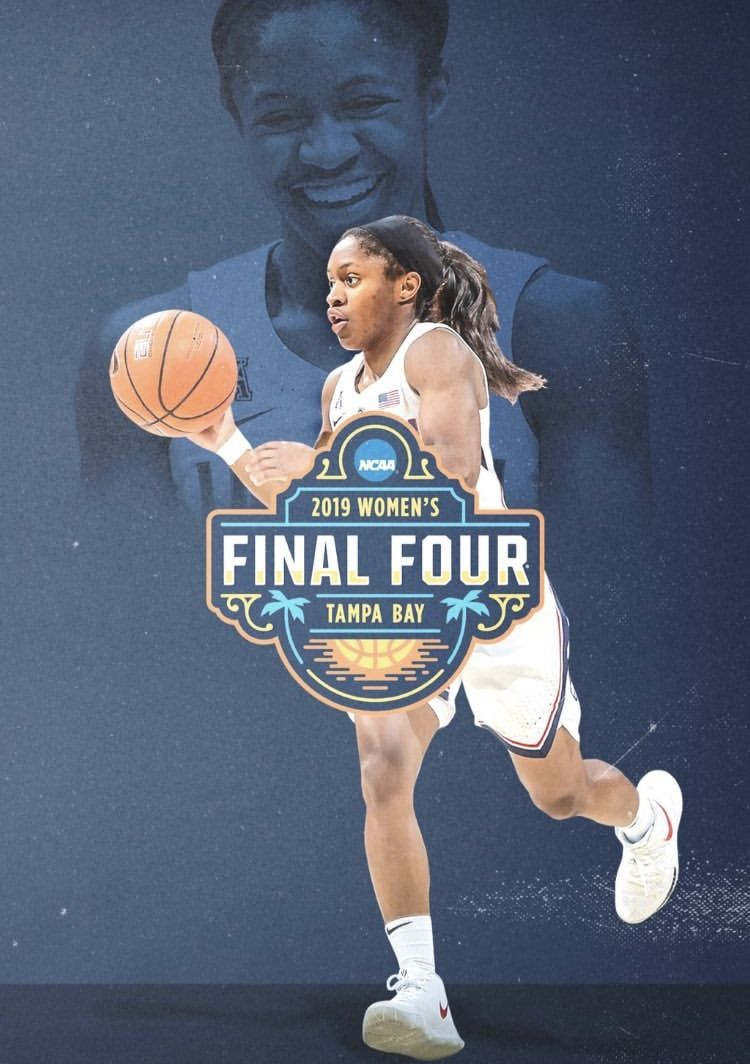 2019 Final Four Basketball Pin