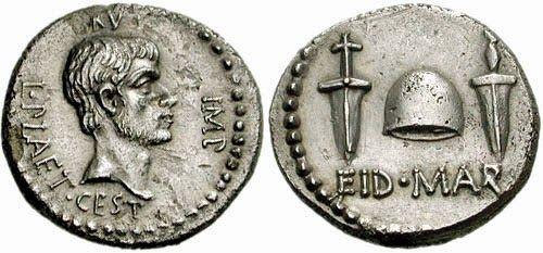 Mitt Roma: Vokt deg for midten av mars...... En spåmann rådet...