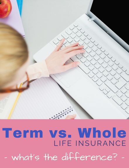 Term vs Whole Life Insurance: What's the Best Option for ...