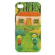caso cabana padrão de proteção para iphone 4 ... – BRL R$ 16,22