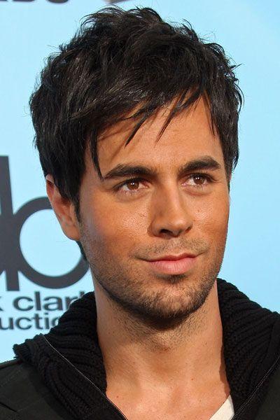 Enrique Iglesias Quot Birthday Cake Topper Quoteko Com Men S Short Hair Mens Hairstyles Haircuts For Men