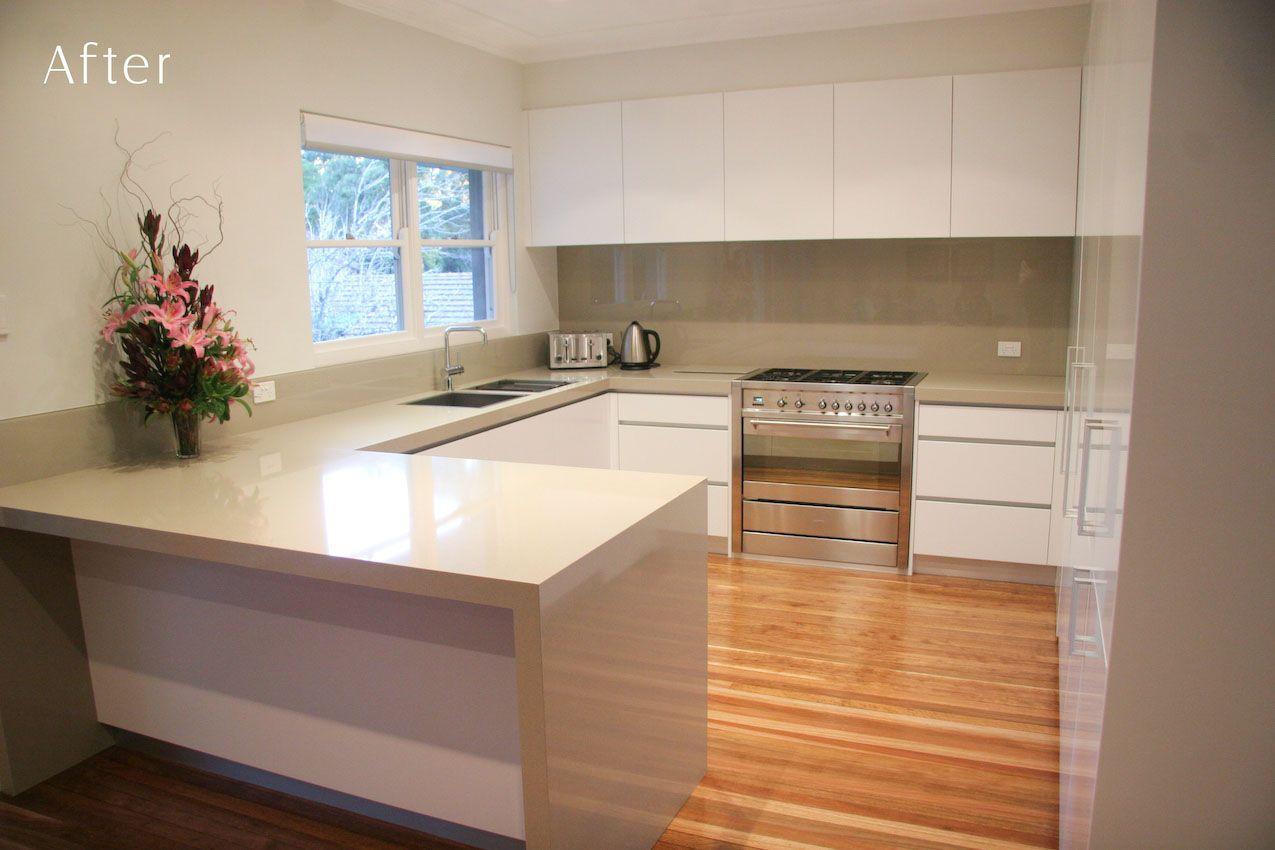 Kitchen with no window  sydneyus top kitchen renovation designers u dan kitchens  window