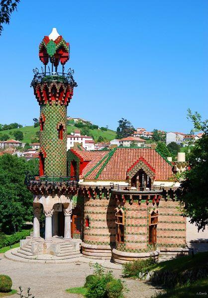 El Capricho (Comillas/ Spain): http://curious-places ...