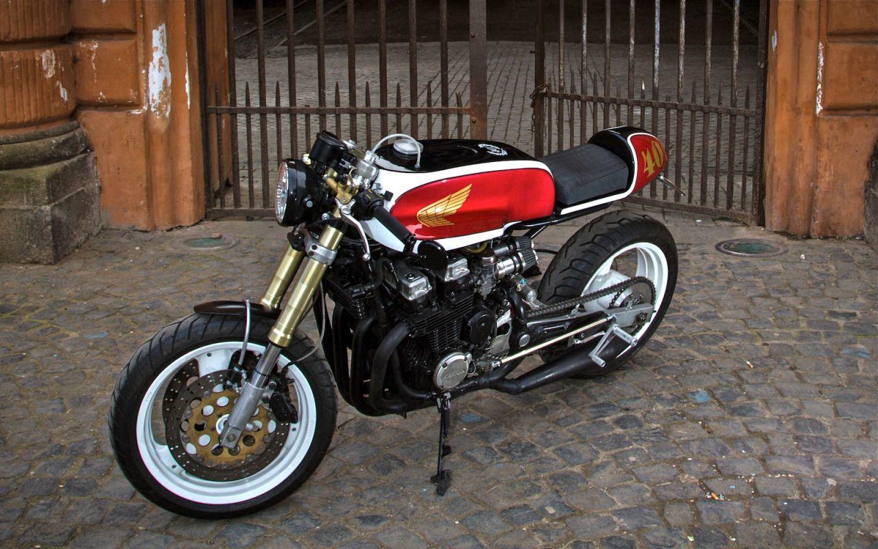 honda cbx750 cafe racer by puzzle garage motorcycles caferacer motos. Black Bedroom Furniture Sets. Home Design Ideas