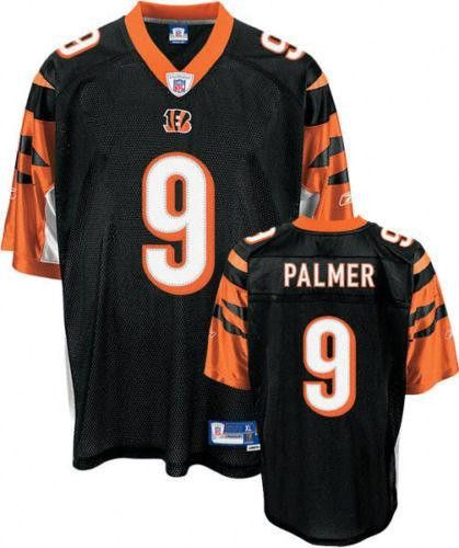 c69e0ff52 Up for sale is a Carson Palmer Cincinnati Bengals Premier Jersey by Reebok.  The Carson