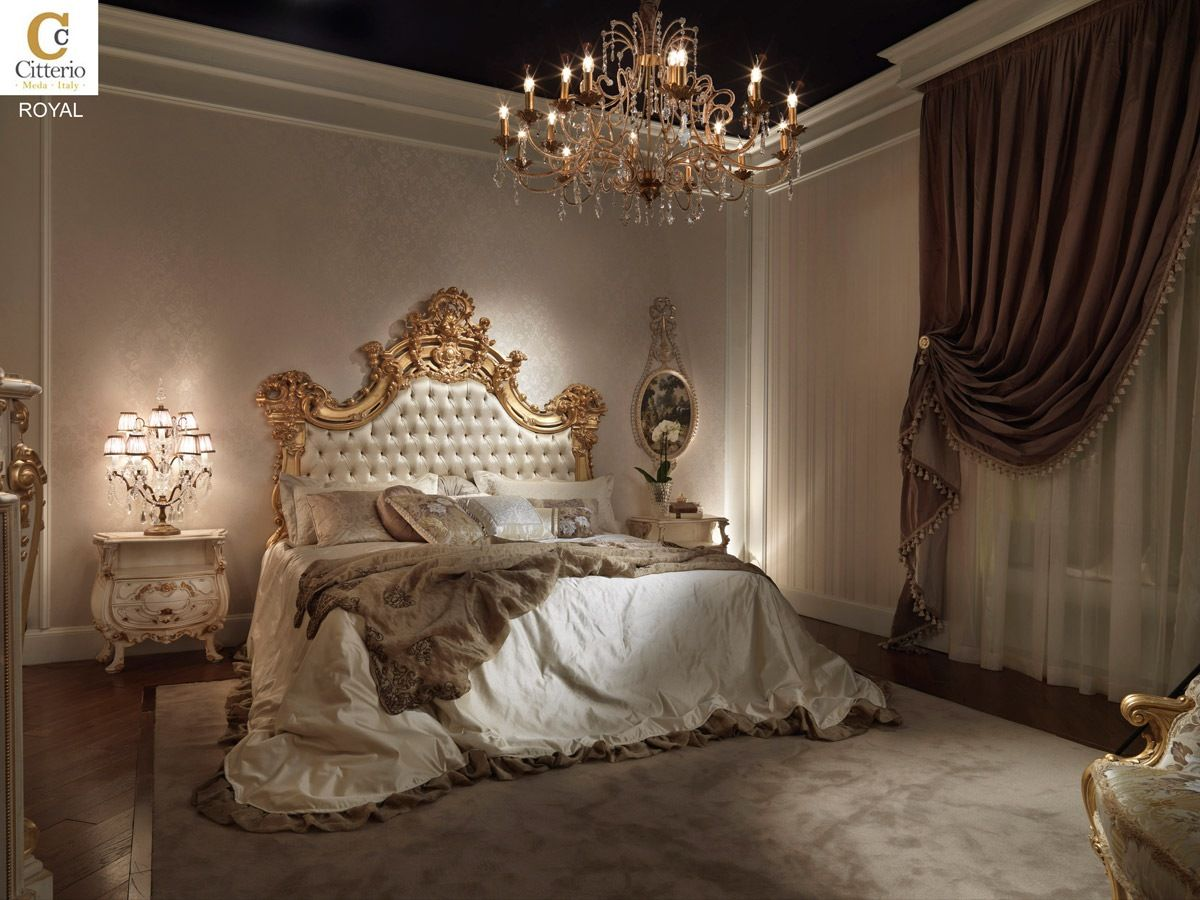 Louis xv bedroom furniture - Empire Bedroom Furniture Bedroom Furniture In Solid Wood Classic Bedroom Royal By Citterio