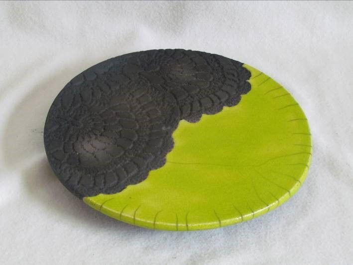 dessous de plat raku c ramique gr s artisanal fait main. Black Bedroom Furniture Sets. Home Design Ideas