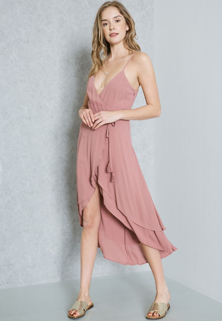Next online party dresses - Forever 21 Purple Plunge Neck Dress 189080 For Women Online Shopping In Dubai Abu Dhabi Uae Free Next Day Delivery Exchange Pay Cash