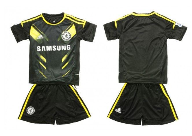 c1dd574ae5524 Chelsea Kit Infantil 2012 2013 Visitante  214  - €16.87   Camisetas de futbol  baratas online!