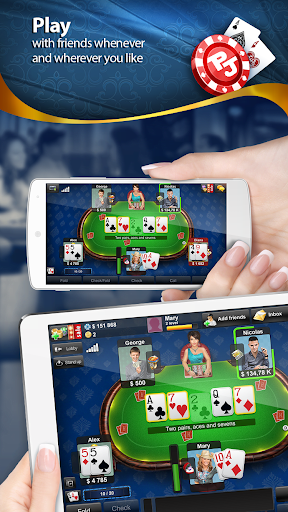 Poker on facebook texas holdem