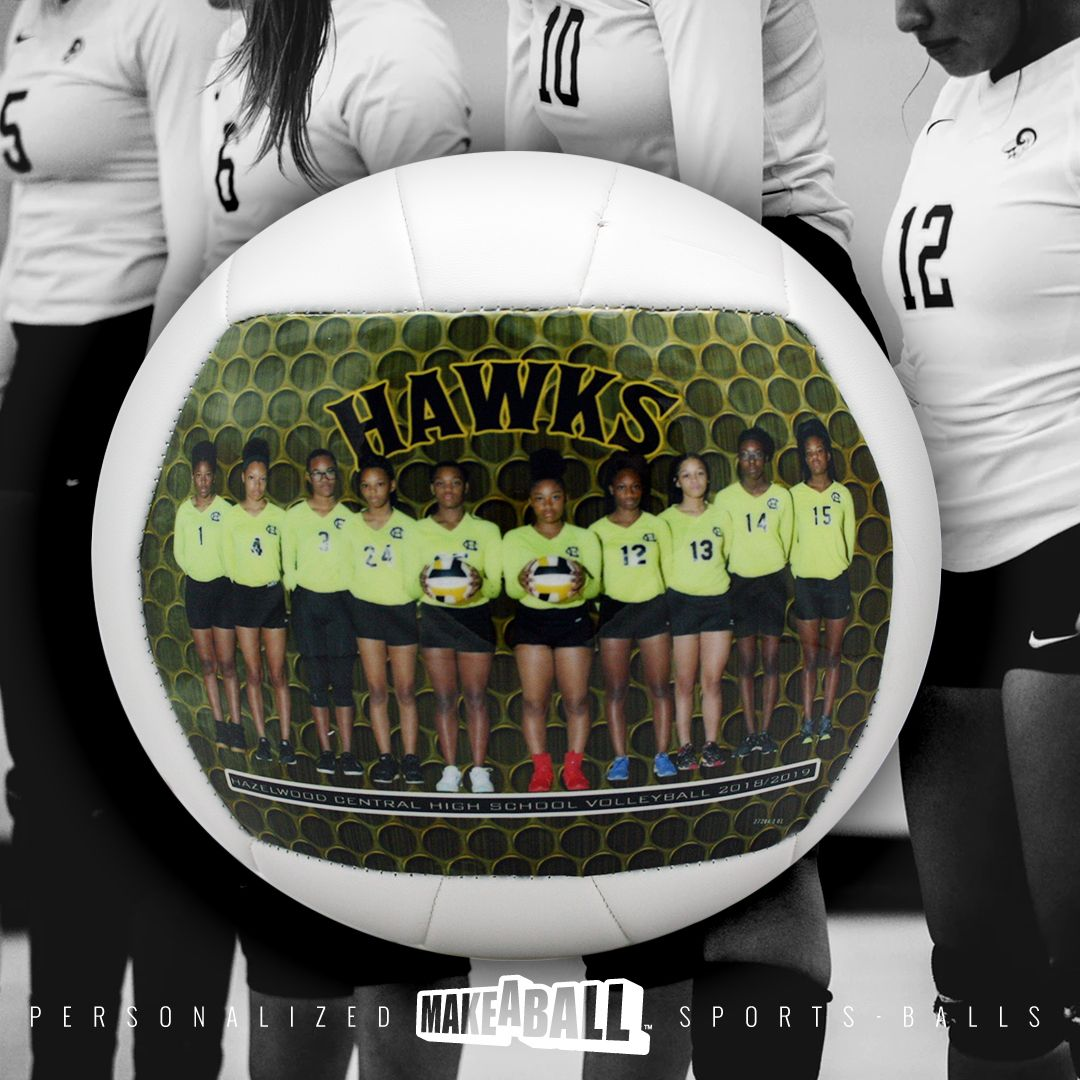 The Perfect End Of Season Or Good Luck Team Gift Custom Volleyball Gifts For Players For Teammates A Volleyball Gifts Customized Sports Gifts Sports Gifts