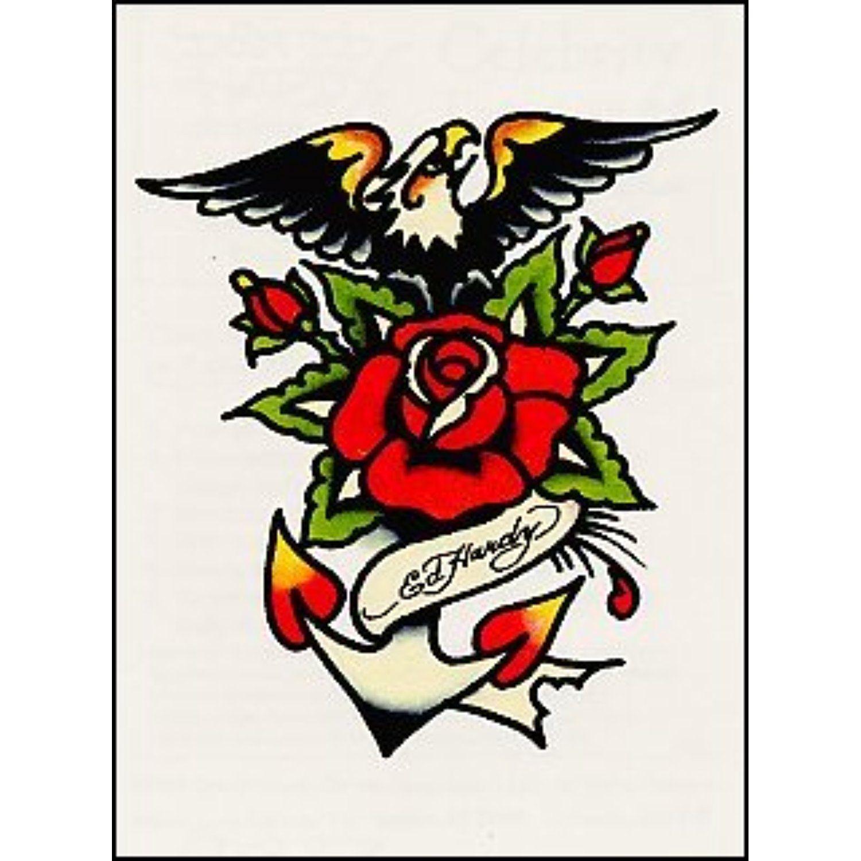 Ed Hardy Eagle   Ed hardy tattoos, Ed hardy, Ed hardy designs