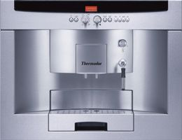 Miele & Thermador Built-In Coffee Makers