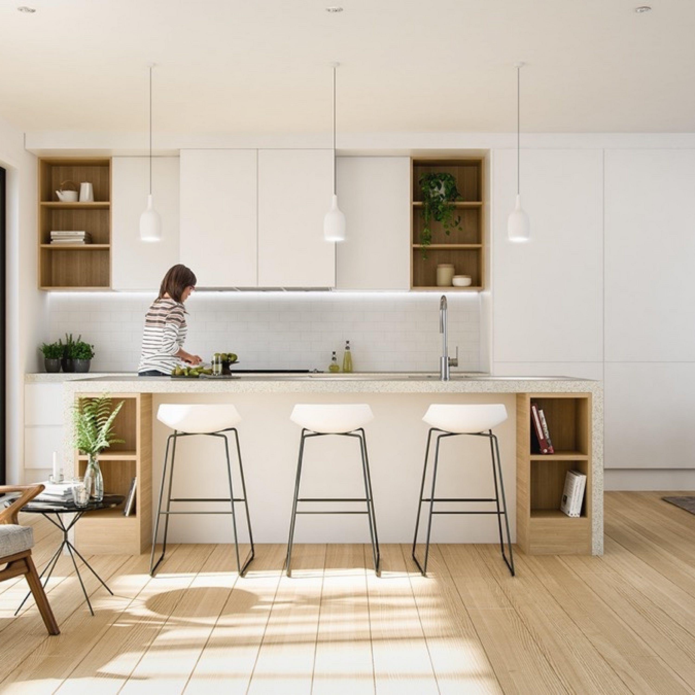 20 incredible minimalist kitchen design for small home ideas scandinavian kitchen design on kitchen ideas minimalist id=22304