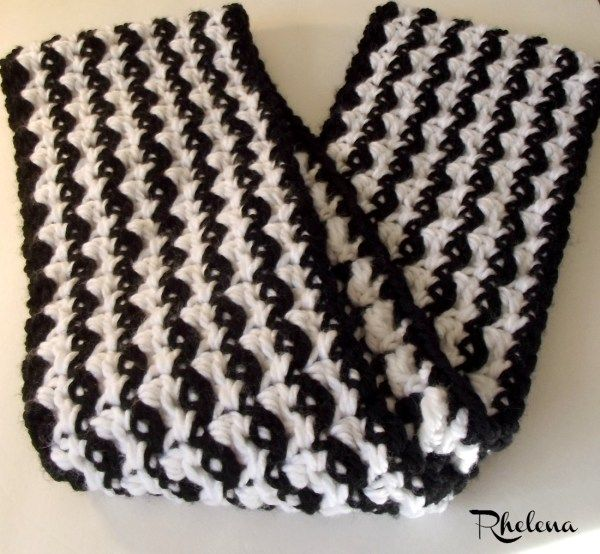 Creative Cowls – Free Crochet and Knit Patterns from Karla\'s Making It