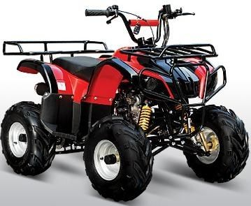 ATV, Four Wheeler