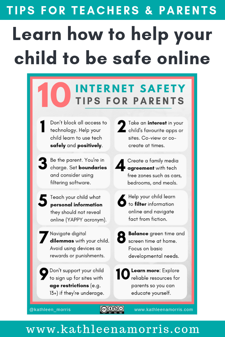 How do we keep children safe online while ensuring their