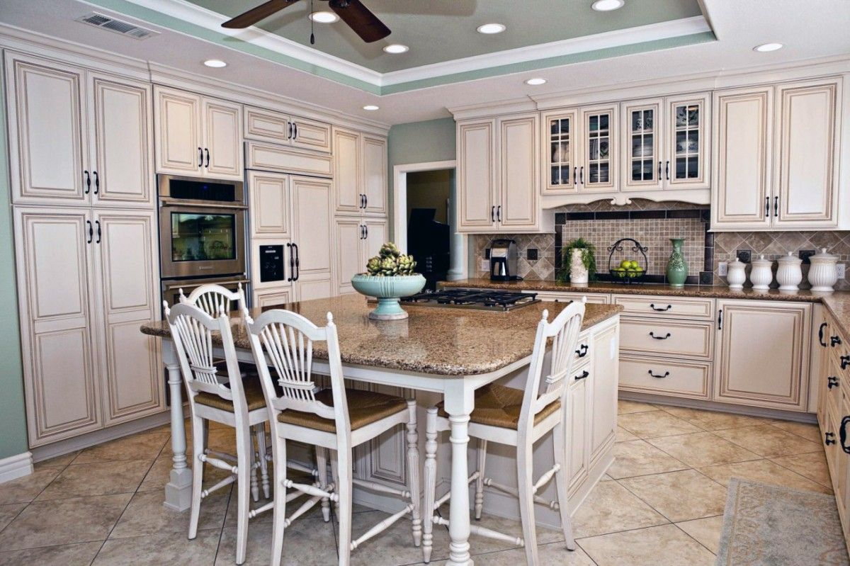 Pin by Palpino on Extended Kitchen Island Diy kitchen