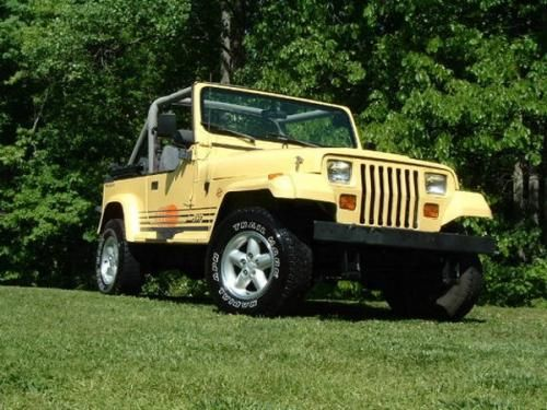 Jeep Wrangler Islander Edition Want Old Jeep Wrangler Used