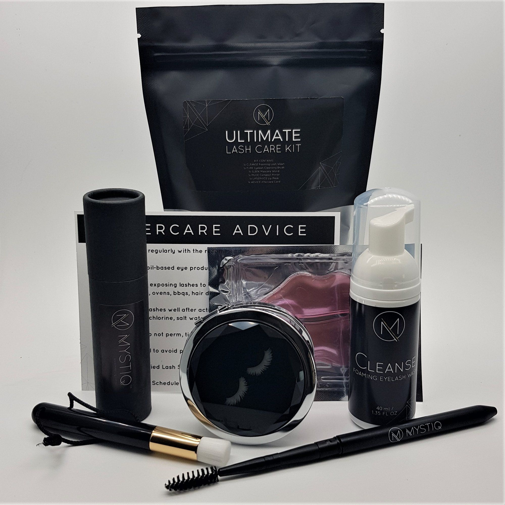 ULTIMATE Lash Care Kit musthave aftercare for eyelash