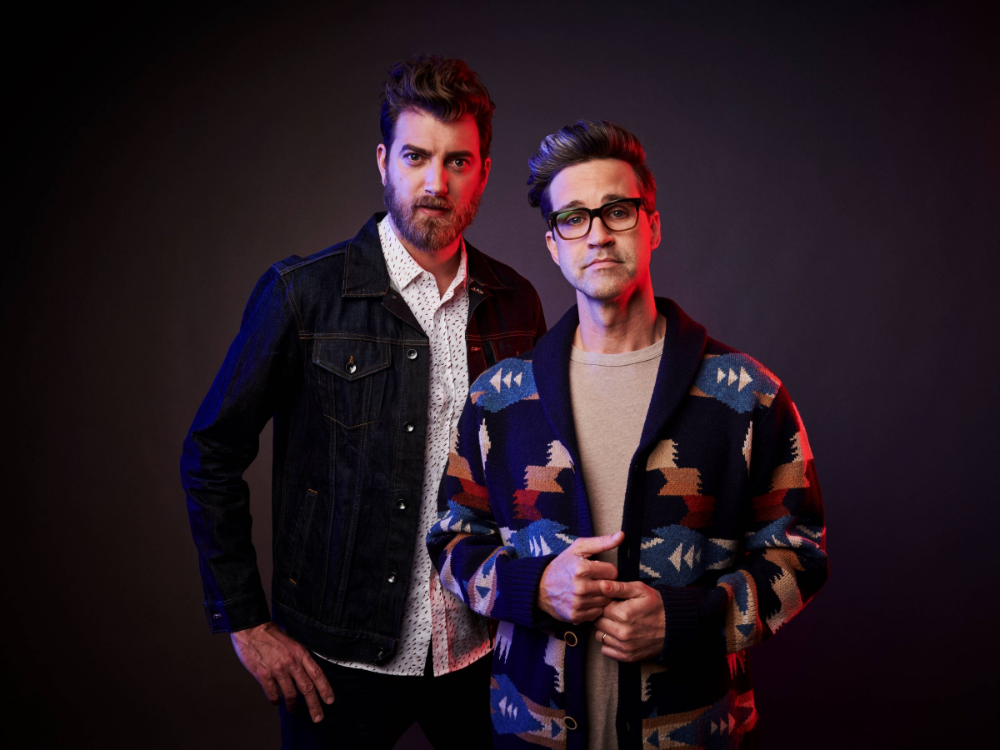 YouTube stars Rhett and Link explain how algorithm changes