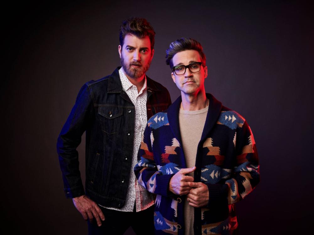 YouTube stars Rhett and Link explain how algorithm changes