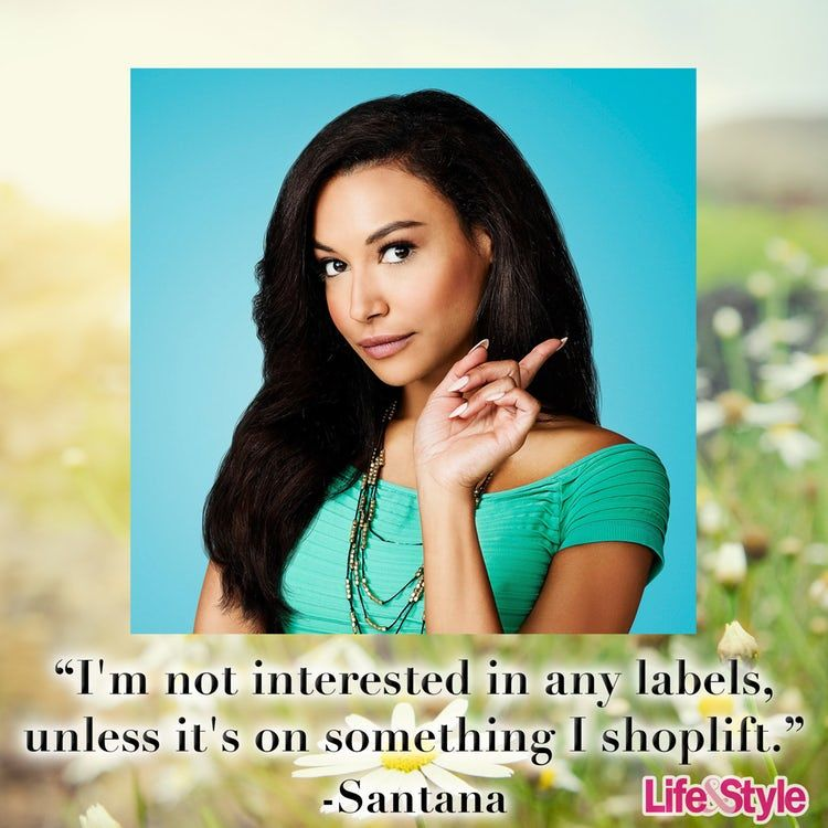 Photo of Glee Cast Quotes That Would Make Awesome Inspirational Posters