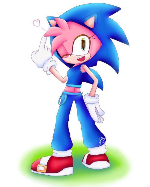 Amy Rose Custom Made Classic Kids Sweatshirt Girls Boys Unisex Hedgehog character cartoon games *Made in the UK*
