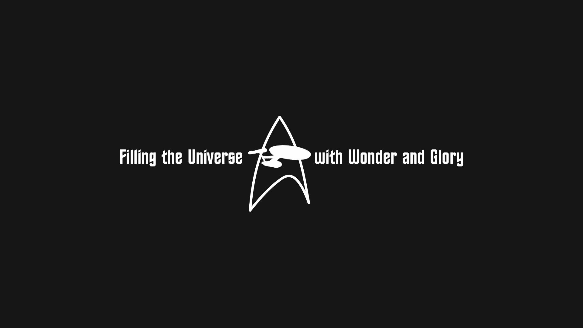[1920x1080] Star Trek Minimalist Wallpaper | Reddit HD Wallpapers | Minimalist wallpaper, Star ...