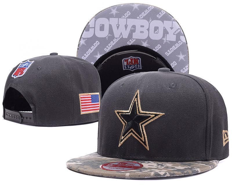 6414a936 Men's Dallas Cowboys New Era 9Fifty NFL Sideline Official America Snapback  Hat - Black / Digital Camo