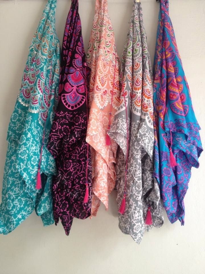 ☾❂☽ Mini-Me Kimono Summer Apricot ☾❂☽ www.thirteenblessings.bigcartel.com