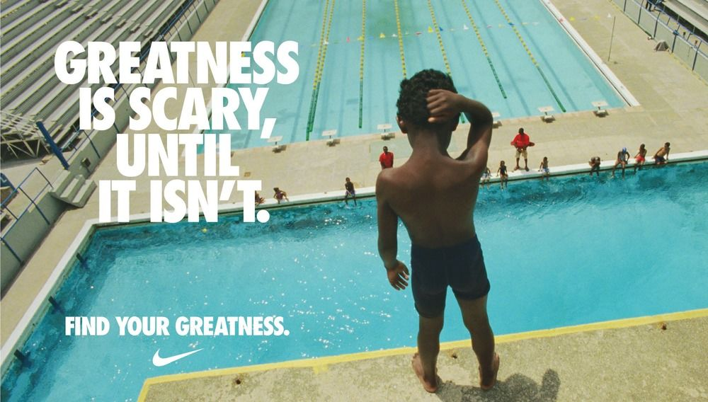 Nike Find Your Greatness Nike Campaign Nike Ad Ads Creative