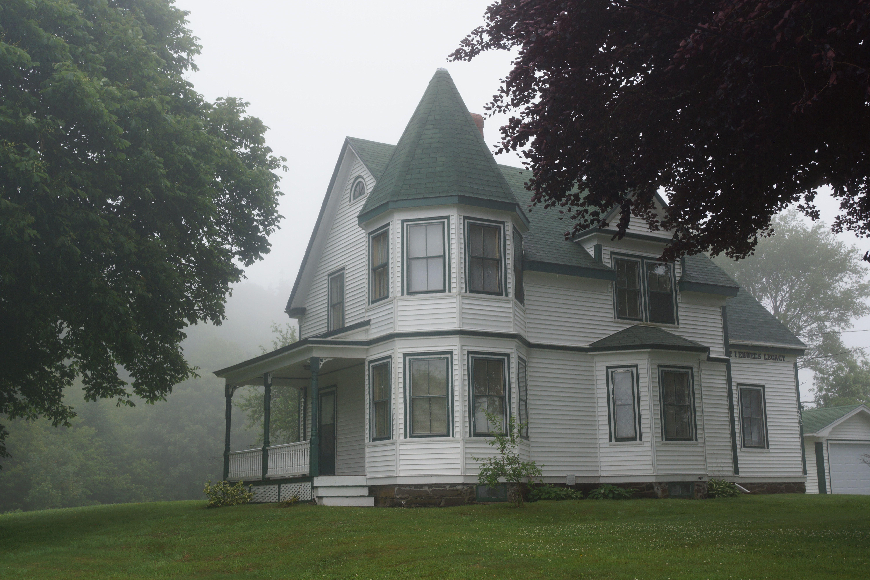 A beautiful home on Church Hill Road in Sandy Cove, Digby Neck Nova Scotia