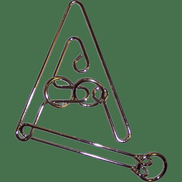 A Puzzle by Puzzle Master Metal puzzles, Shape puzzles